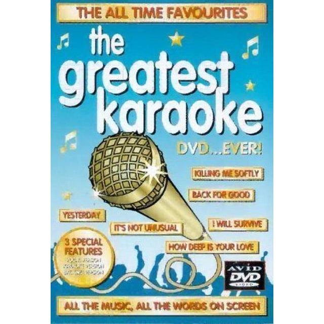 The Greatest Karaoke DVD...Ever! [2000]